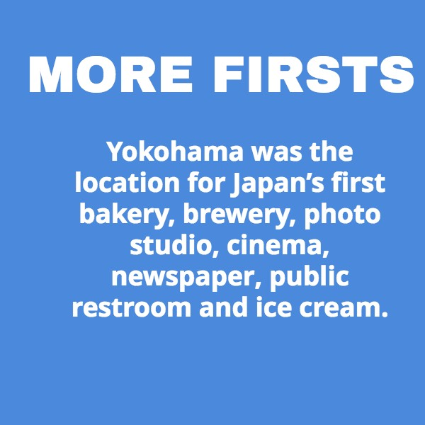 yoko more firsts